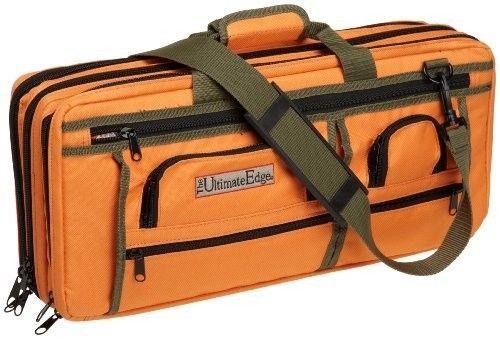 Chef-Knife-Case-Storage-Bag-Cutlery-Set-Orange-Professional-Blade-Carrying-18pc