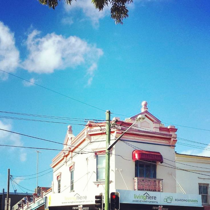 Exterior of our office - 1a Montgomery Street, #Kogarah. The building has witnessed many years but we'll be here and grow with our community!  #stgeorge #livingherekogarah