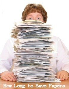 How Long To Hold On To Financial Records In Canada