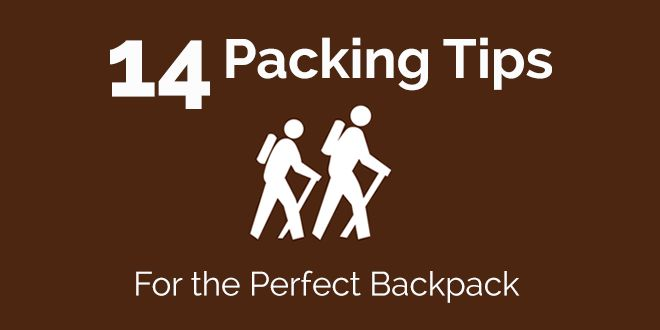 14 Packing Tips for the Perfect Backpack | Appalachian Trials