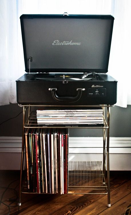 ahaha this is why I will keep purchasing vinyls- in hopes of one day owning a decent setup.