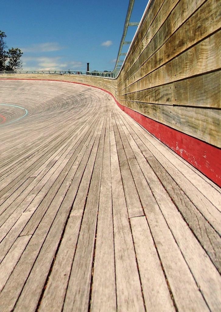Wooden Velodrome