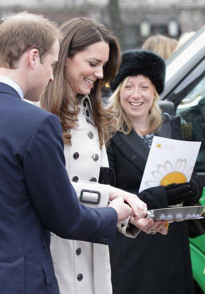 Kate Middleton - Prince William And Kate Middleton Visit Northern Ireland