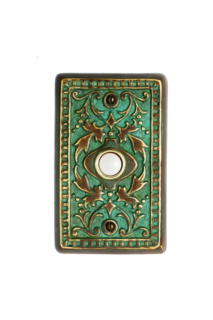 Weir Originals Decorative Hardware - Early Victorian Doorbell, $58.00 (http://www.weiroriginals.com/early-victorian-doorbell/)