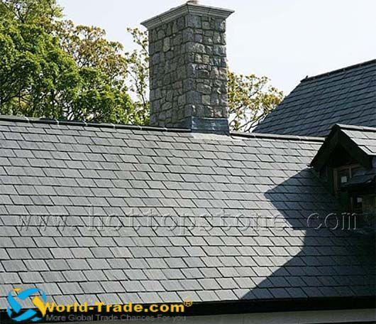 Roofing Slate / Black Roofing Tile