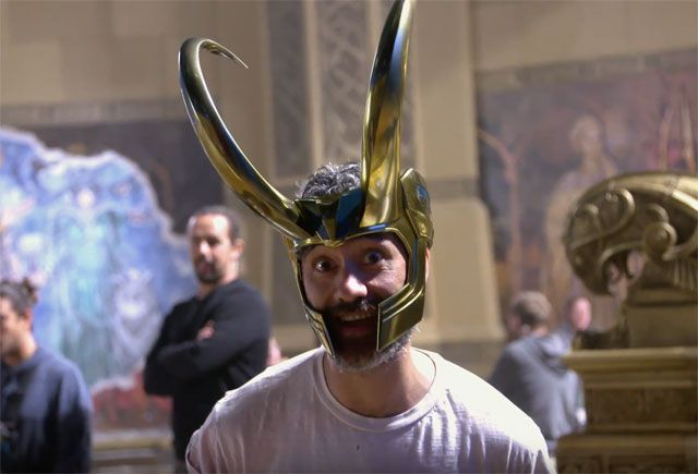 New Thor: Ragnarok Behind-the-Scenes Video Gets Goofy   New Thor: Ragnarok behind-the-scenes video gets goofy  Marvel Studios is getting goofy in a newThor: Ragnarokbehind-the-scenes video that just came online emphasizing the fun and spectacle of the threequel. Check it out below!  RELATED: A Report from the Australian Thor: Ragnarok Set  In Marvel StudiosThor: Ragnarok Thor is imprisoned on the other side of the universe without his mighty hammer and finds himself in a race against time to…