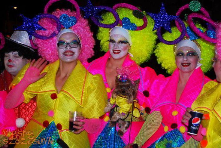 Karnawał 2013 w San Sebastian de #LaGomera