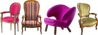 découvrez comment nettoyer un fauteuil recouvert de tissu