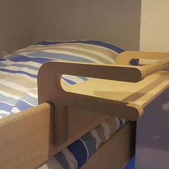 Hook On Bunk Bed Shelf