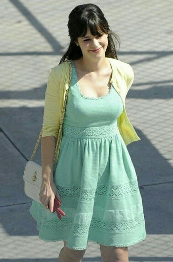 Zooey Deschanel. Actress ❤