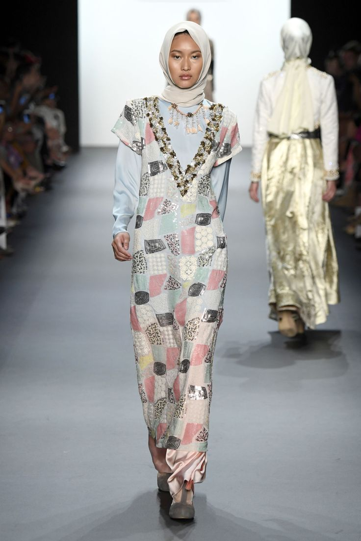Anniesa Hasibuan Becomes First Designer to Present NYFW Collection with Hijabs