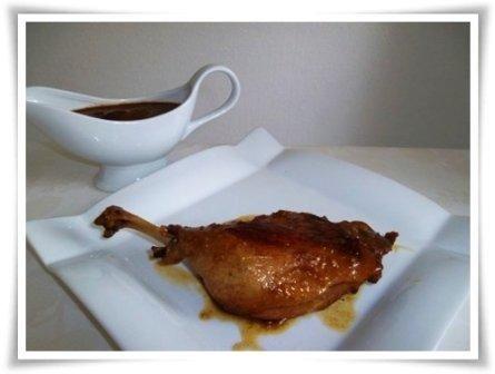 Rezept: `❀´ Saftige Entenkeule `❀´ Bild Nr. 10