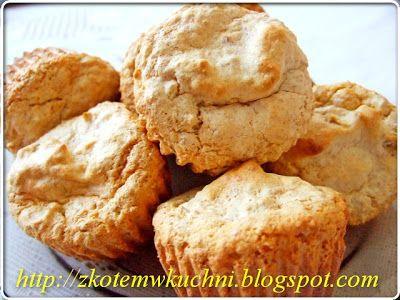 z Kotem w kuchni: Muffiny na jeden dzień - Dukan