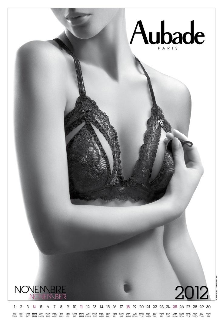 Soft lace nursing bra