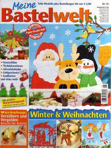 Bastelwelt - Winter & Weihnachten - Muscaria Amanita - Picasa Webalbumok