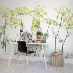Murals, innovatieve ontwerpen op vleisbehang !  ontwerp zelf je vliesbehang met de Bever