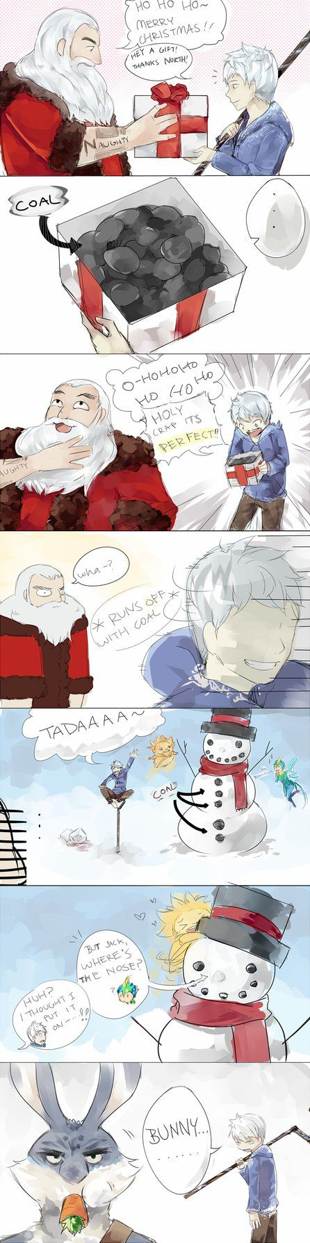 Merry Christmas! (ROTG) by IDK-kun on DeviantArt