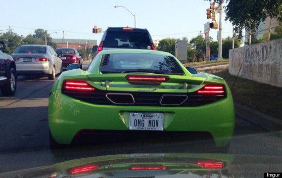 Funny License Plates Vanities