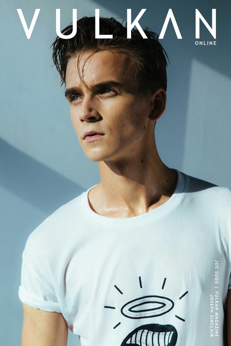 Joe Sugg interview for the Vulkan