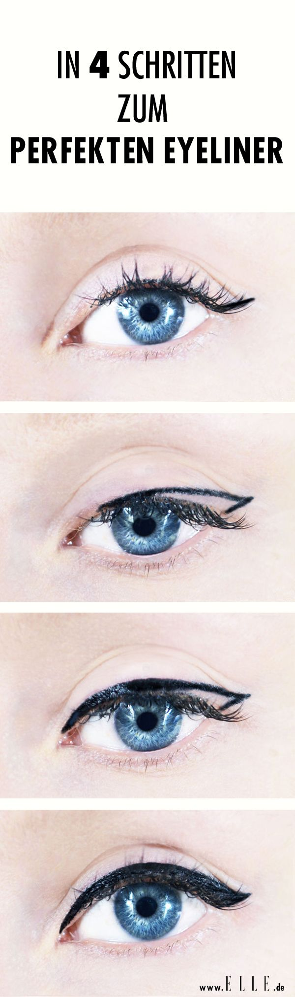 Make-up-Tutorial: der perfekte Eyeliner