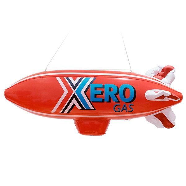 GTA V XERO INFLATABLE BLIMP Rockstar Games Collectible Grand Theft Auto #RockstarGames