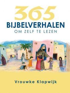 '365 Bijbelverhalen om zelf te lezen' is een kinderbijbel voor elke dag. De Bijbel komt tot leven in dit boek. Kinderboeken