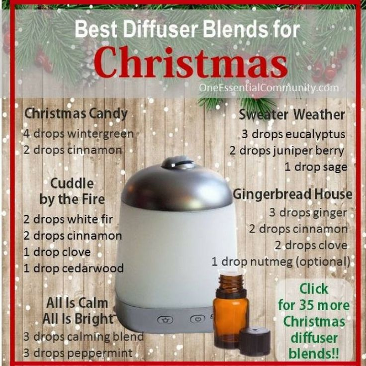 Calming Diffuser Blends For Stress