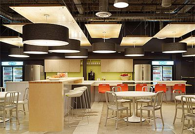 industrial offices | Skype Office Having Fun with Commercial Interior Design | Mindful ...