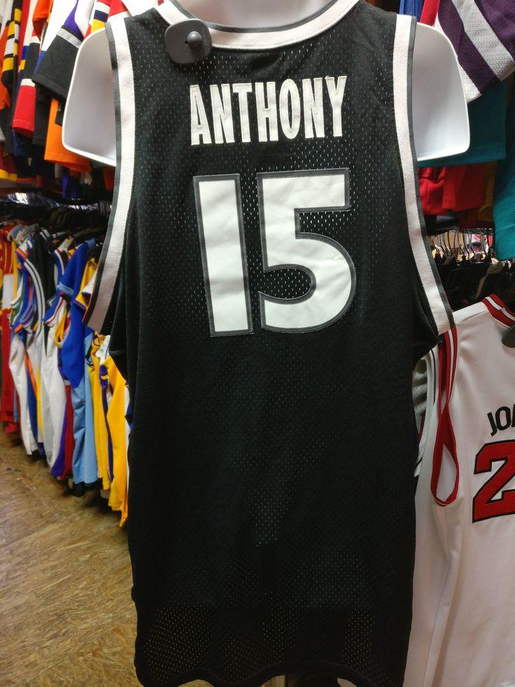 Vintage #15 CARMELO ANTHONY Syracuse Orangemen NCAA Nike Jersey 3XL