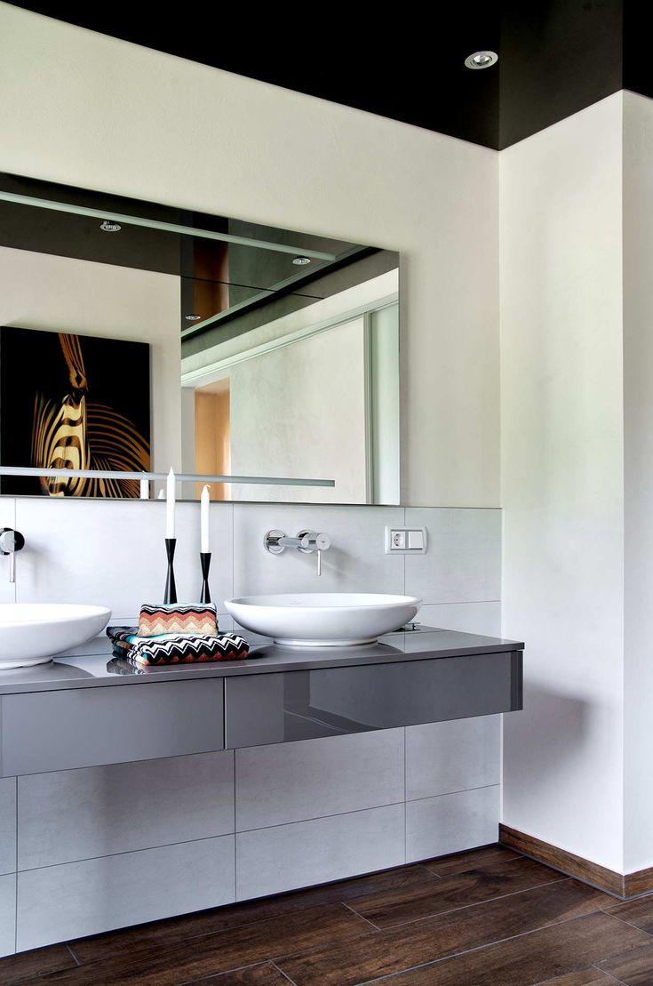 47 besten kleine b der mit dachschr ge bilder auf for Kleines aufsatzwaschbecken