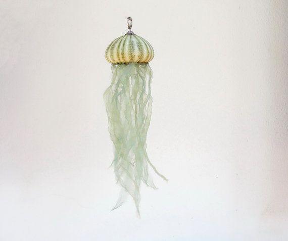 Oh Jellyfish, Jellyfish... Sea urchin Ornament