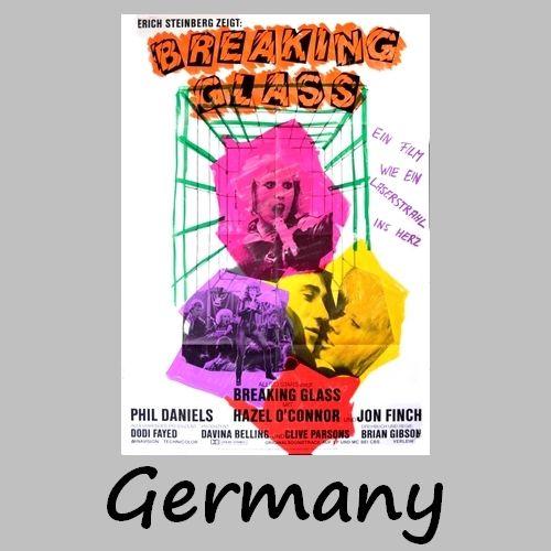 Germany - Hazel O'Connor, Breaking Glass