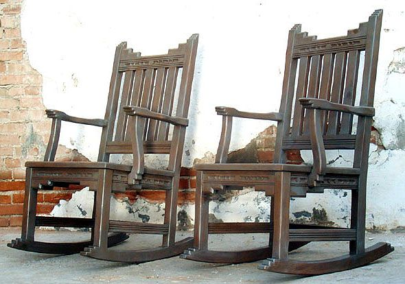 New Mexico Rocking Chairs