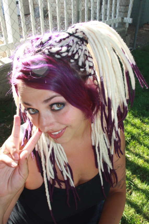 39 best wool dreads images on pinterest colours extensions aqua marine power dreadlock extensions pmusecretfo Gallery