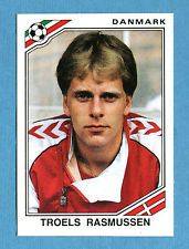 Image result for mexico 86 panini denmark rasmussen