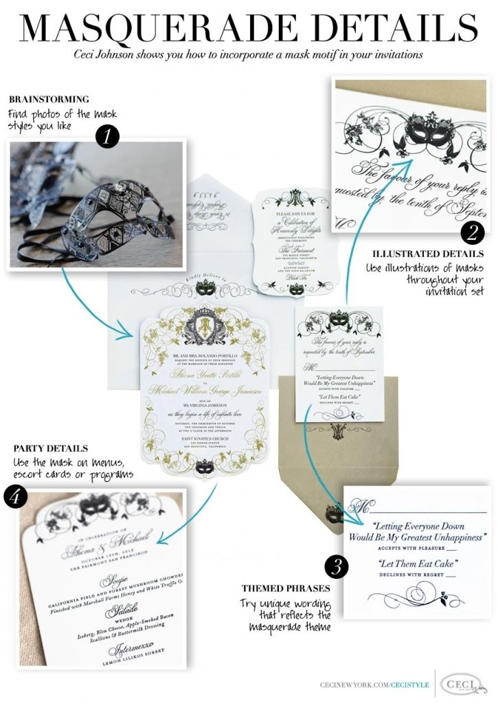 Masquerade Wedding Invitations Check More Image At  Http://bybrilliant.com/2796