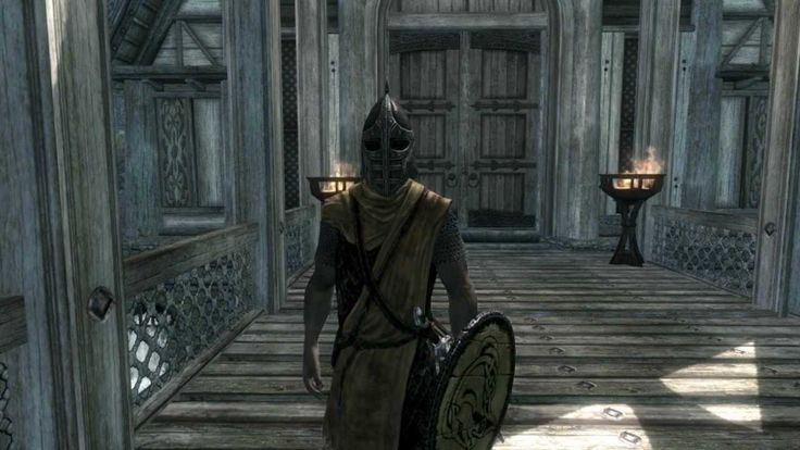 They've got Curved Swords! #games #Skyrim #elderscrolls #BE3 #gaming #videogames #Concours #NGC