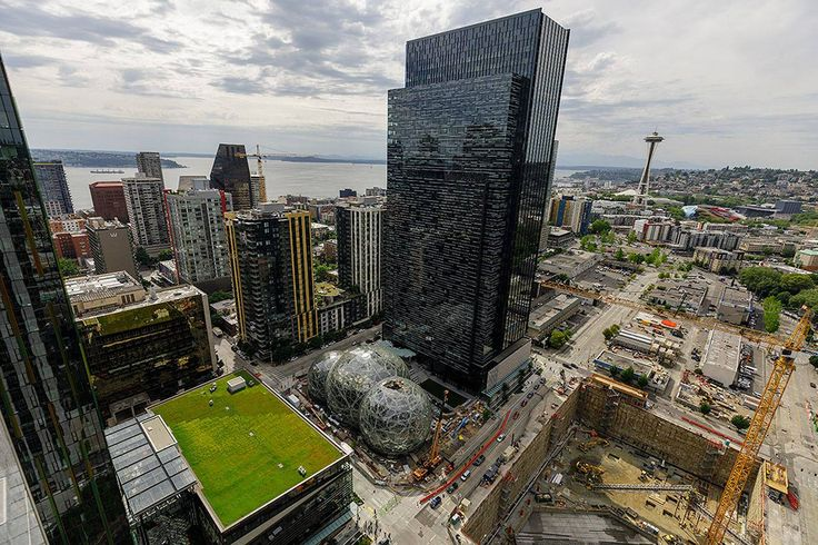 Bellevue in 'best position of any city' for Amazon HQ2