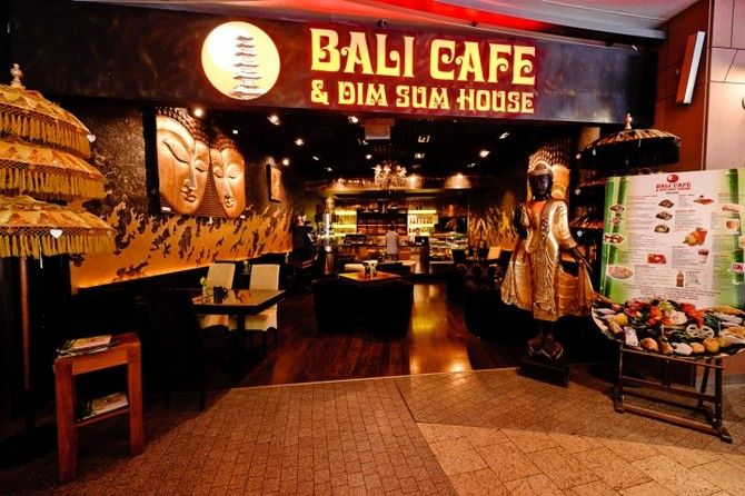 Bali Cafe & Dim Sum House | Złote Tarasy |