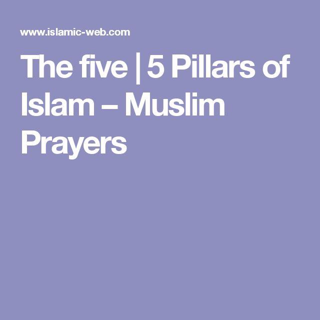 The 25+ Best Pillars Of Islam Ideas On Pinterest