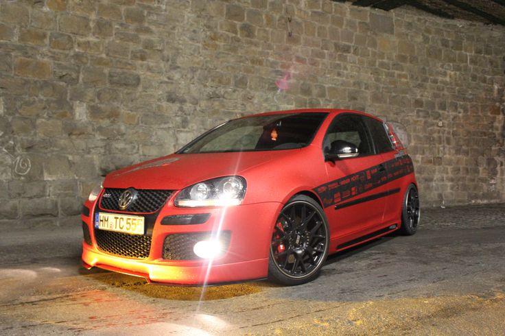 SKN VW Golf 5 GTI (1K) - Motorshow TuningCar 2011