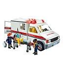 "Playmobil Rescue Ambulance -  Playmobil - Toys""R""Us"