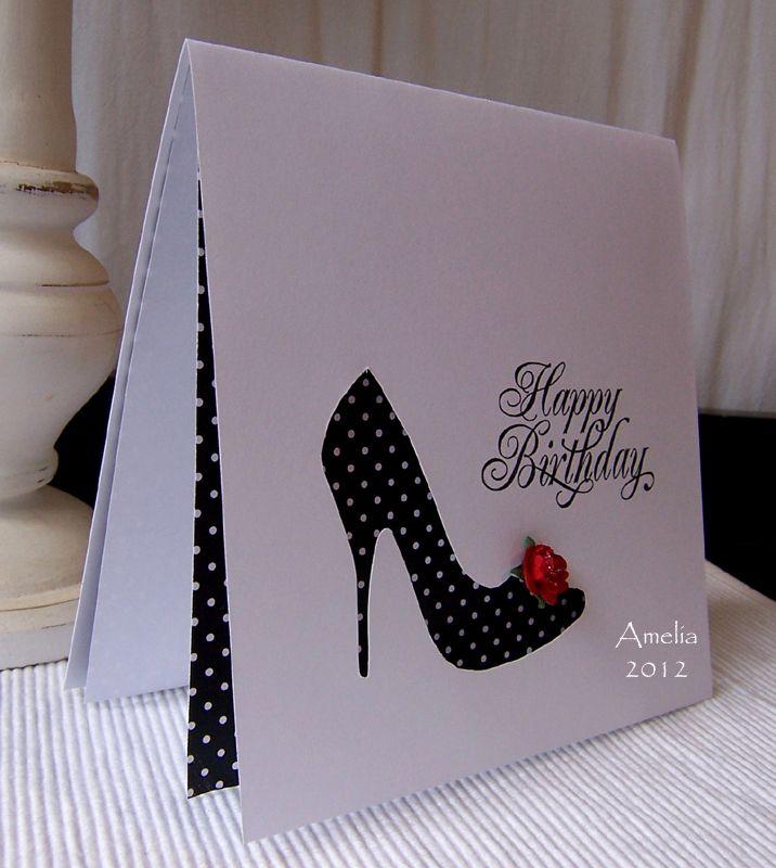молча открытка туфельки к 8 марта наверное, знакомы такой