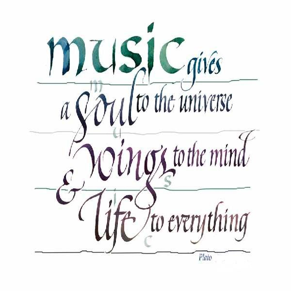 music quotes ldquo music gives - photo #20