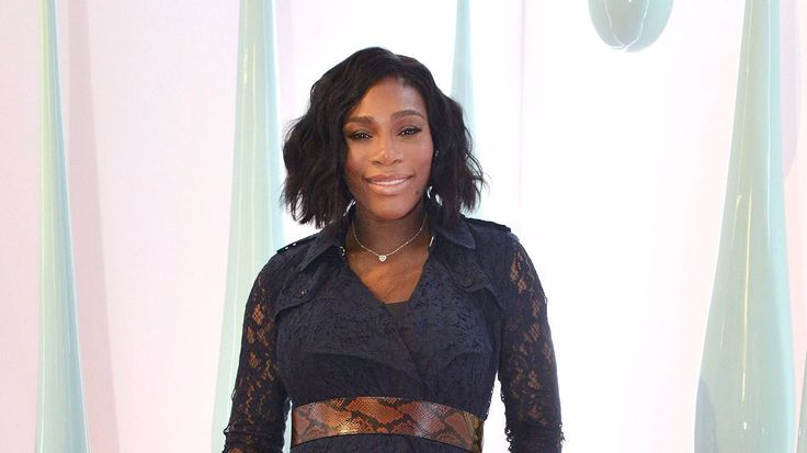 Serena Williams talks about her pregnancy style, her time at the Met Gala and why she's supporting Burberry.