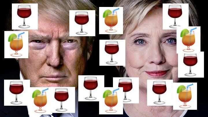 cool Here's The 3rd Presidential Debate Drinking Game That Will Absolutely Kill You Check more at http://viralvirals.cf/2016/10/19/heres-the-3rd-presidential-debate-drinking-game-that-will-absolutely-kill-you/