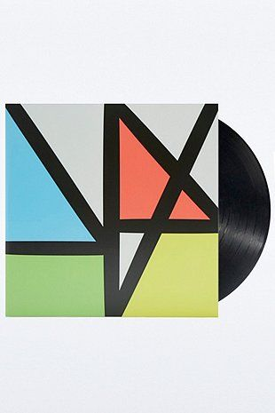 Disque vinyle New Order : Music Complete