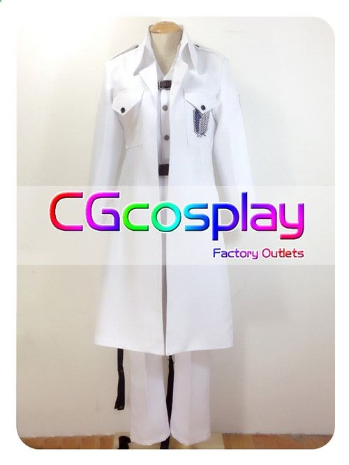 >> Click to Buy << Free Shipping Cosplay Costume Attack on Titan Online Survey Corps Full Set New in Stock Retail / Wholesale #Affiliate