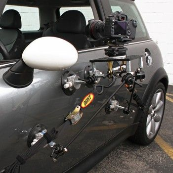 Buy your Filmtools Teenie Weenie 4-Cup Car Camera Mount System at Filmtools