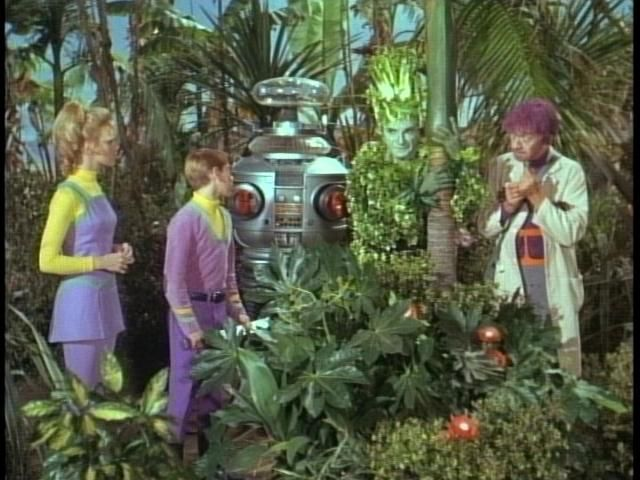 Image result for lost in space garden